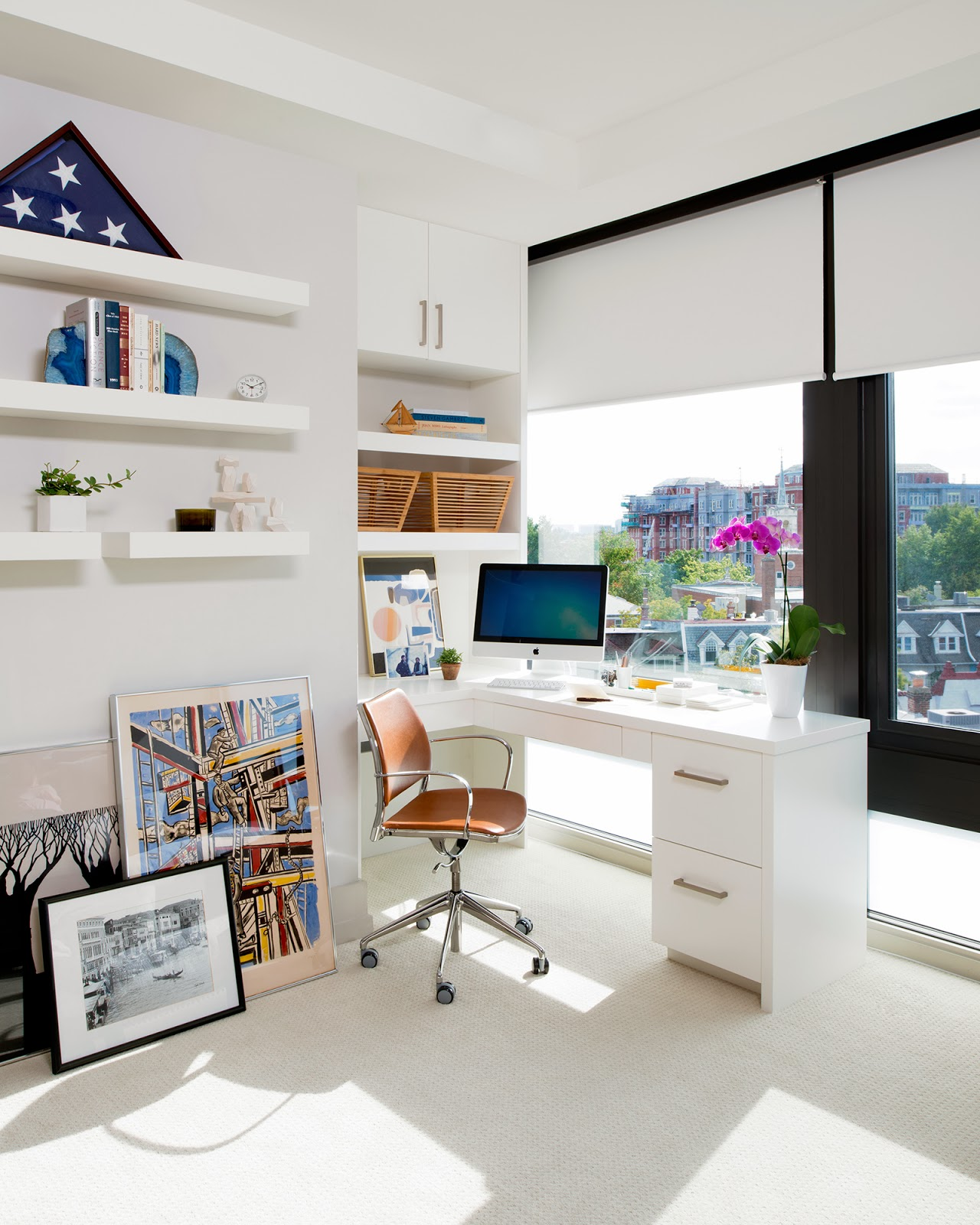built home office desk ideas custom modern home office desk beautiful white home office