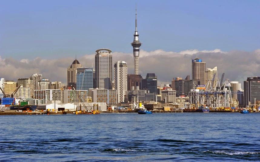 Auckland - NewZealand