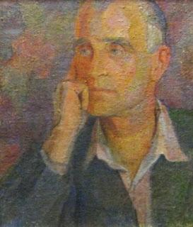 Маргит Сельская, Портрет художника Р. Турина, 1942