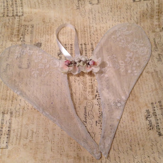 Angel Wings Craft