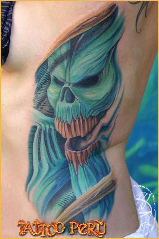 ¿En que parte del Cuerpo se puede Tatuar?. 01_calaveras_y_tribales