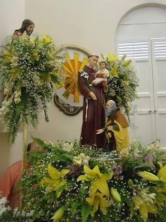 Imagens do encerramento da festa de Santo Antonio em Rafael Godeiro