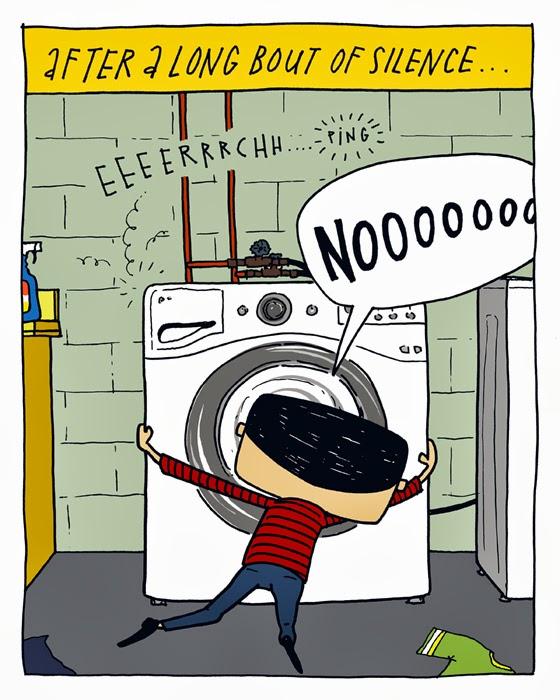 clr washing machine