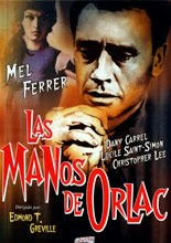 Las manos de Orlac (1960 - The Hands of Orlac)