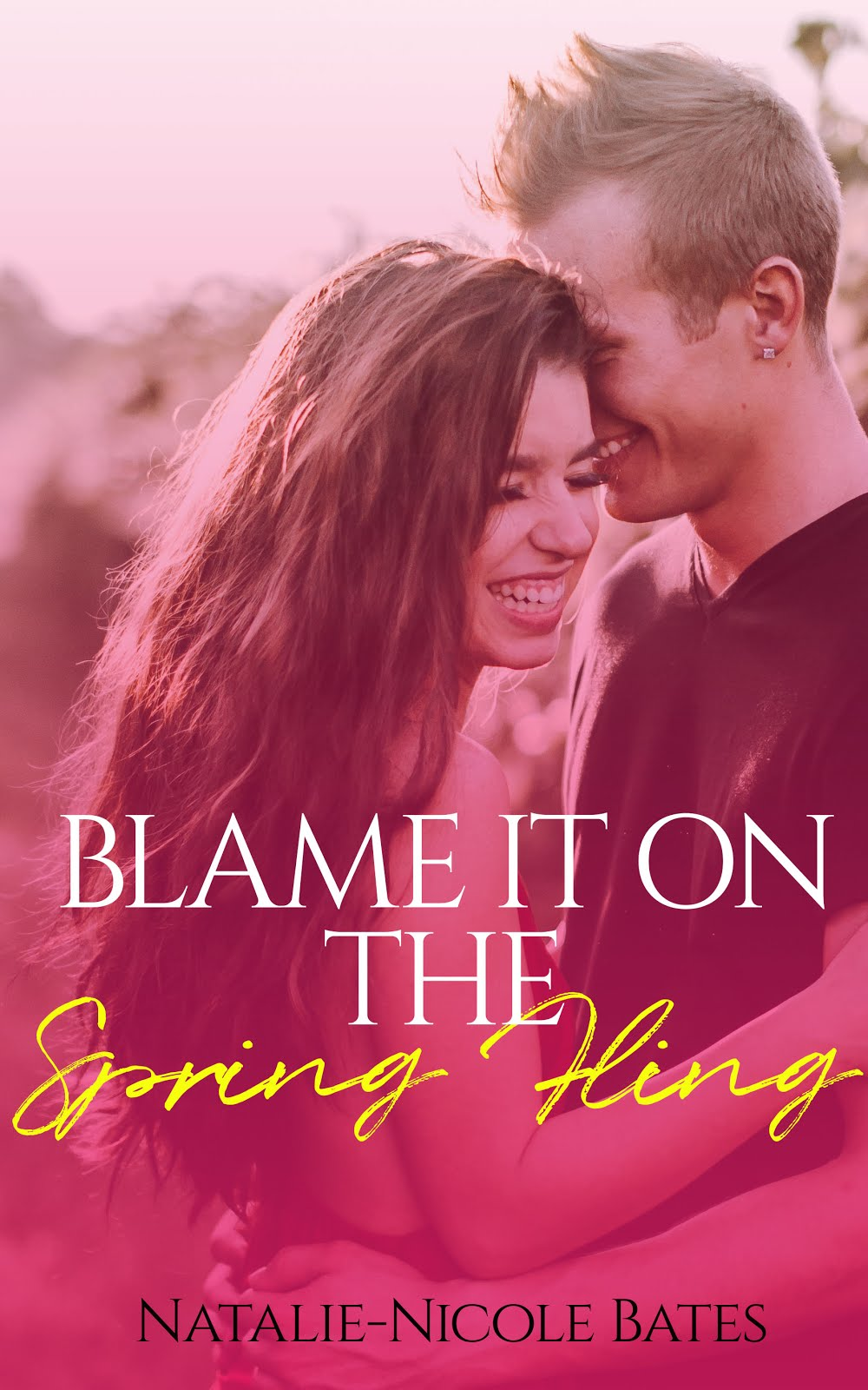 Blame it on the Spring Fling
