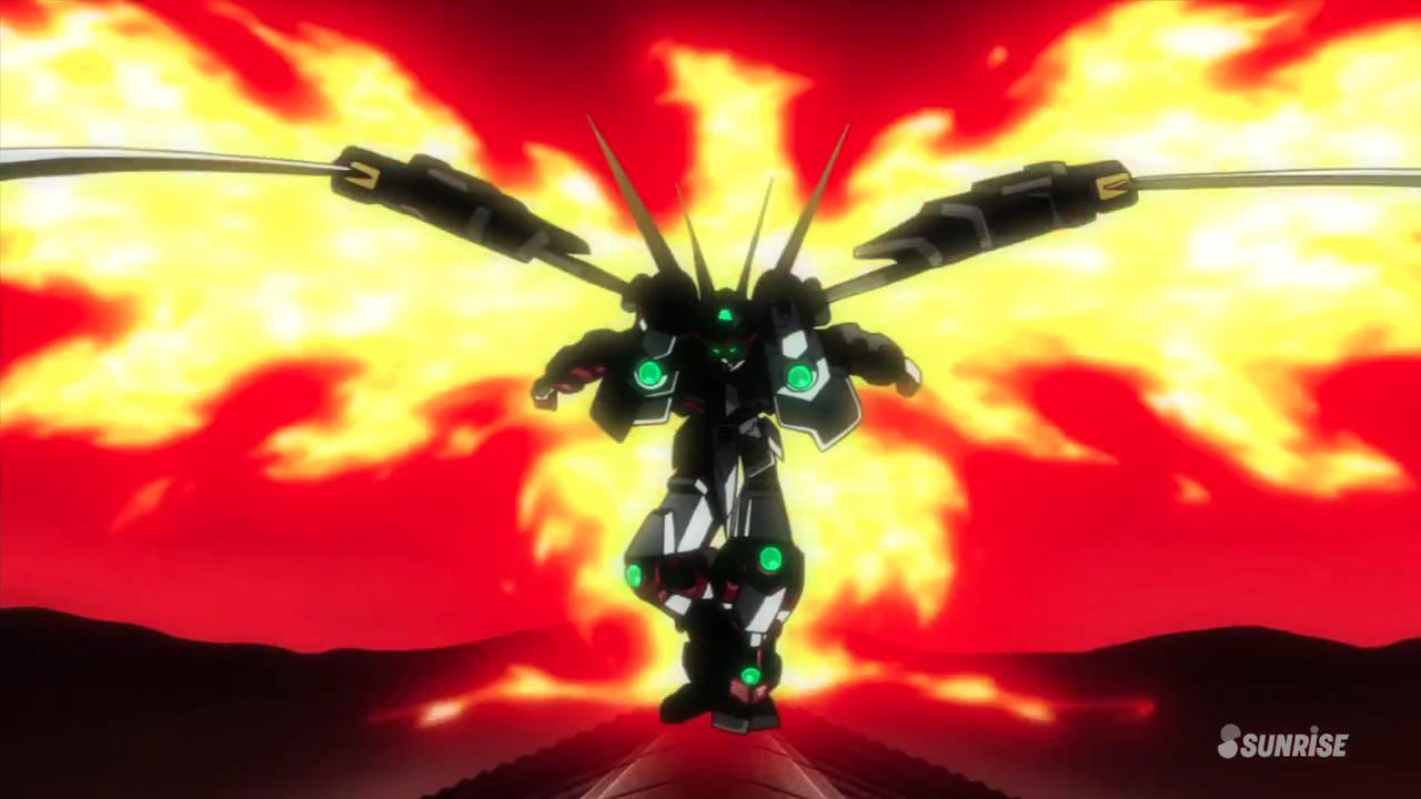 The Sengoku Astray Gundam