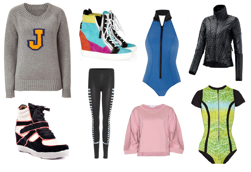 sportswear, fashion, sporty, womenswear