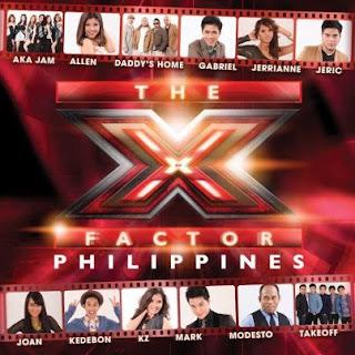 X Factor Philippines Album