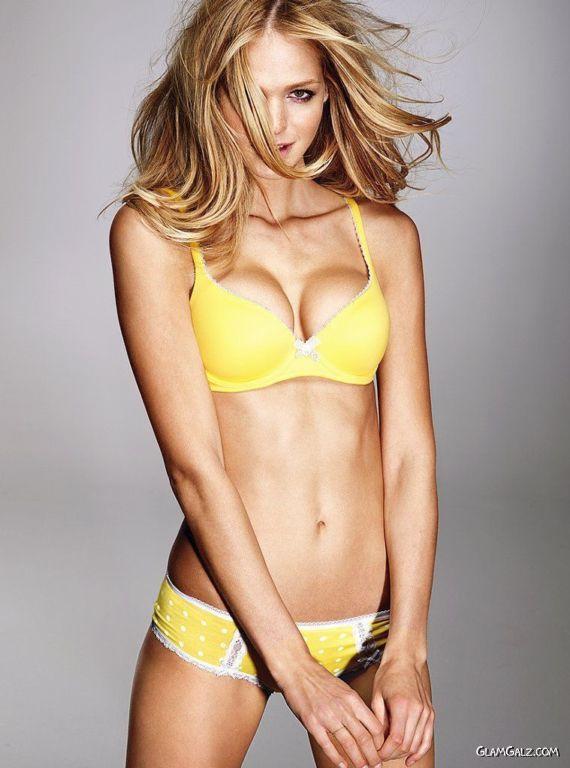 Erin Heatherton in bikini