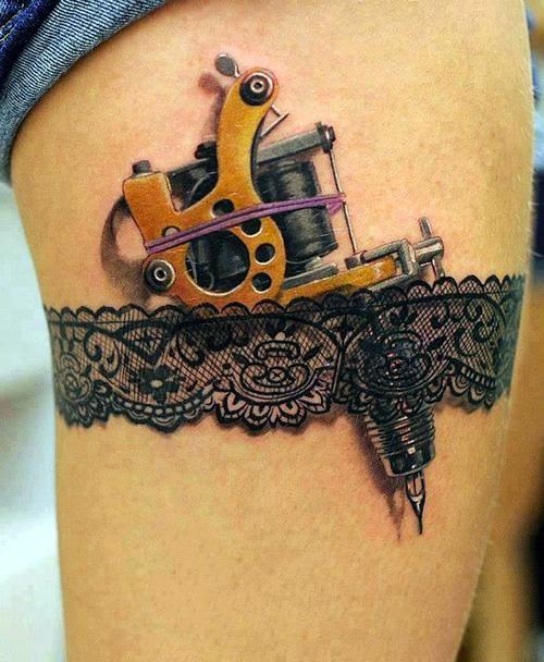 Tatto Wawik 3d Tatto