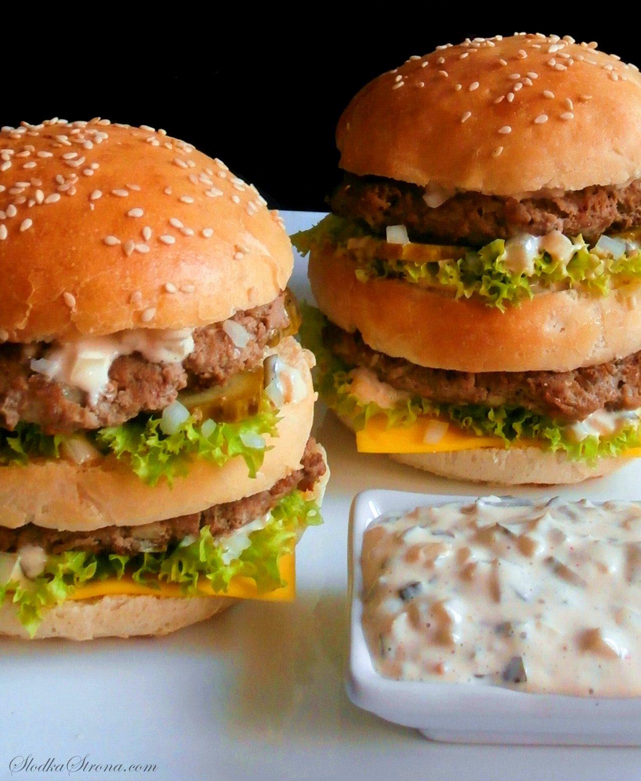 Domowy Sos do Big Maca - Przepis - Słodka Strona
