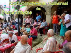 XXXII CONVIVENCIA DE PENSIONISTAS
