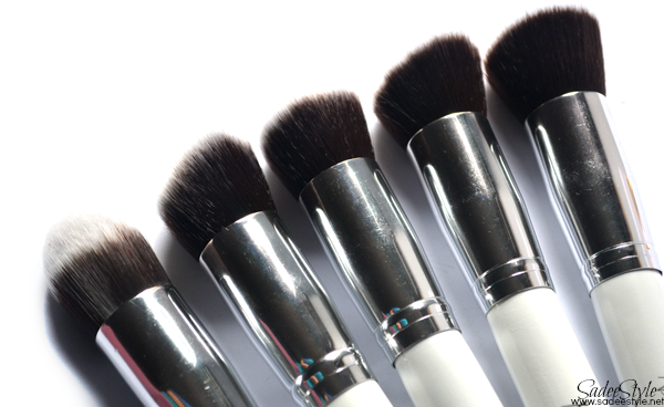 Foundation Face Brushes by Nanshy