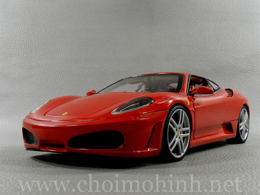 Ferrari F430 RED 1:18 Hot Wheels