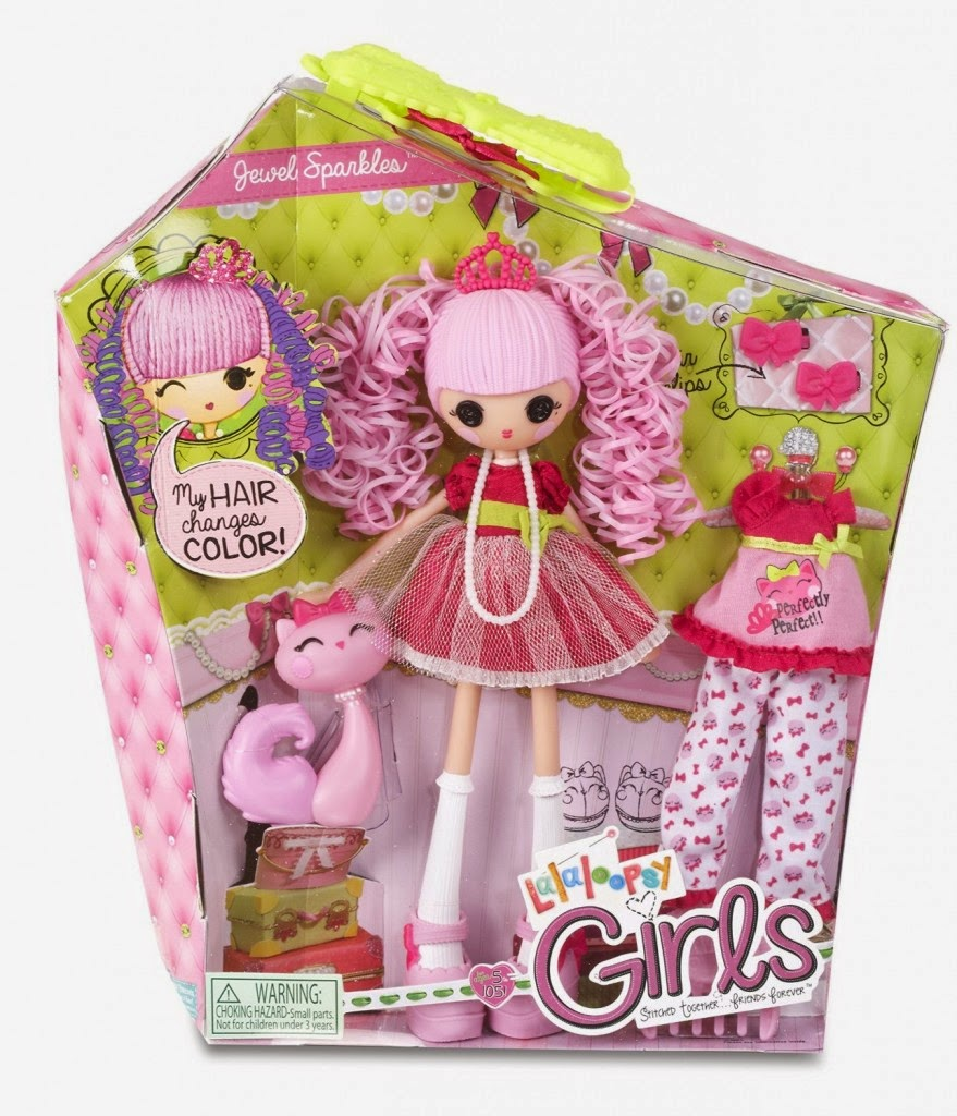 Target Toys For Girls : Lalaloopsy goes from girls to gals with the