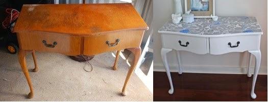 reciclar muebles para ahorrar en la decoracion de casa
