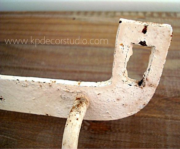 Percheros antiguos de forja, hierro, aretsanales
