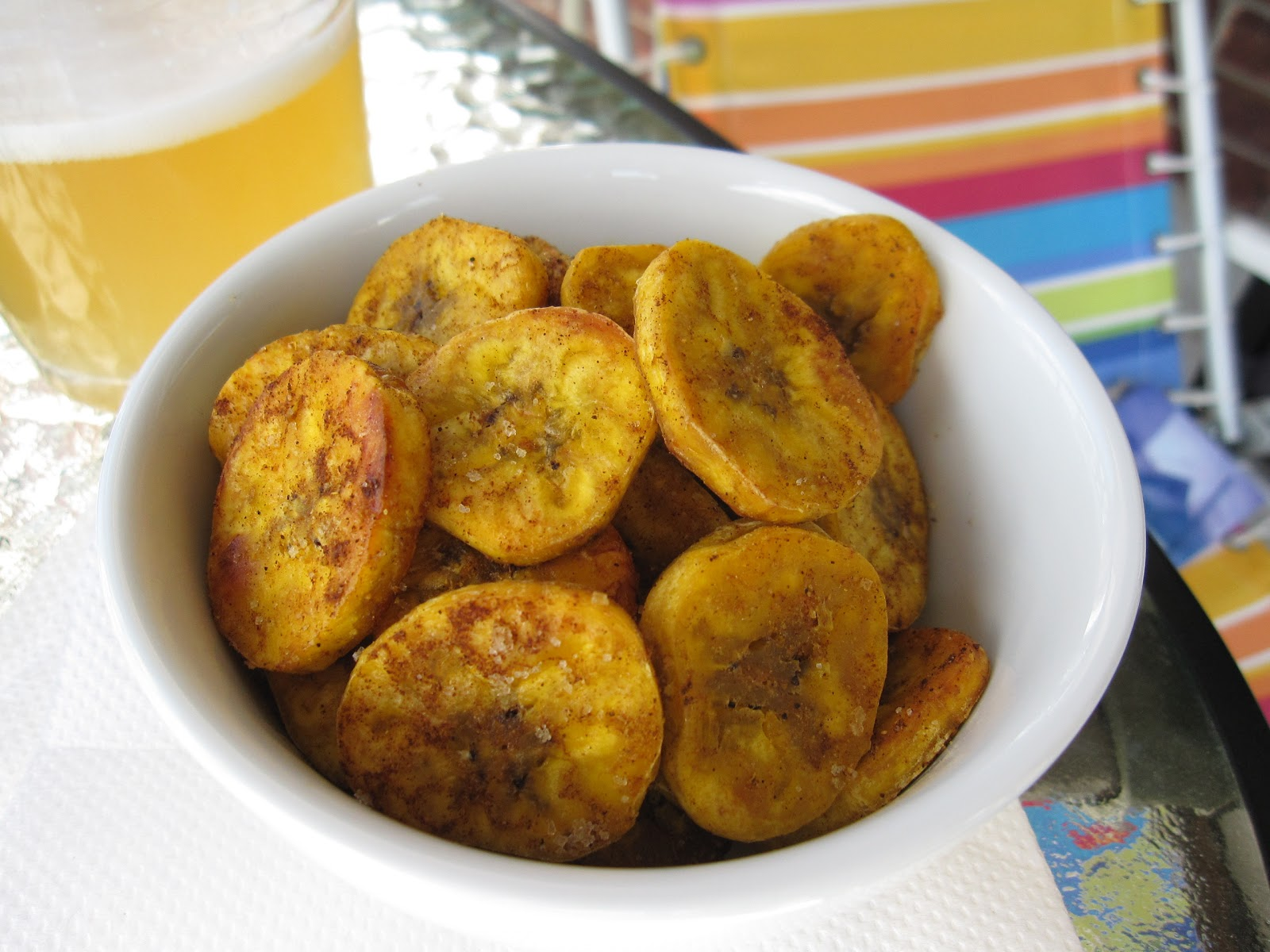 Pour le plaisir de manger bananes plantain au four for Banane plantain au barbecue