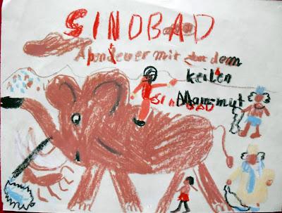 Sindbad - Abenteuer mit dem kleinen Mammut