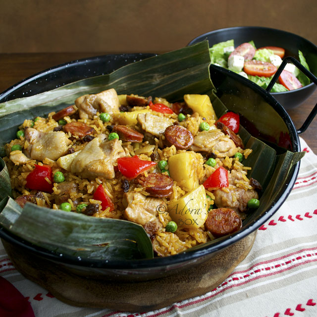 Adoras box arroz valenciana the christmas celebration in the philippines is long and elaborate being predominantly catholic the festivities revolve around the religious significance forumfinder Gallery