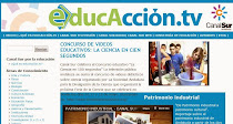 Portal audiovisual andaluz de recursos educativos