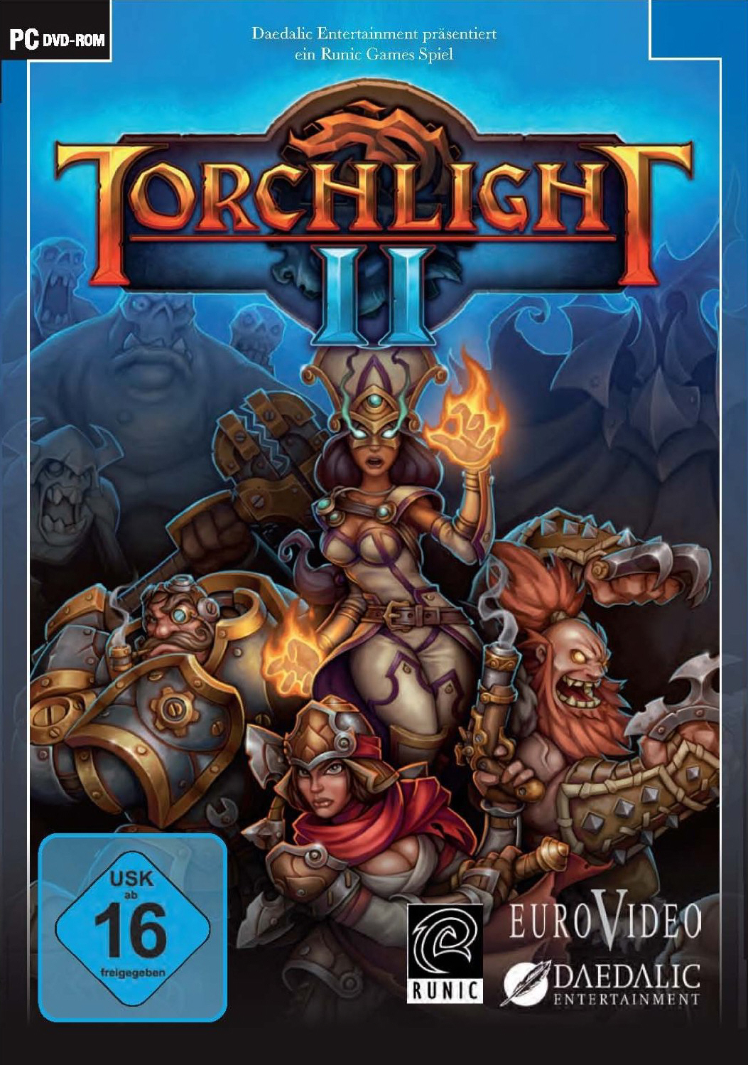 Torchlight 2 Update v1.14.2.5 ~||~ Free Download Software ...