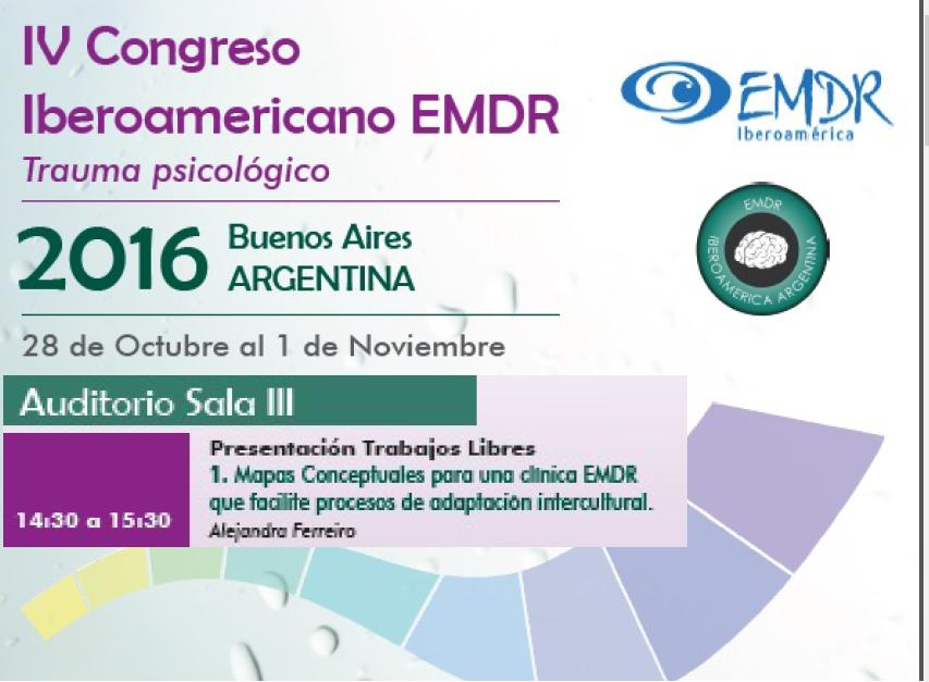 Congreso Iberoamericano EMDR 2016