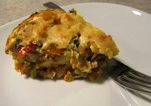 spansk omelet