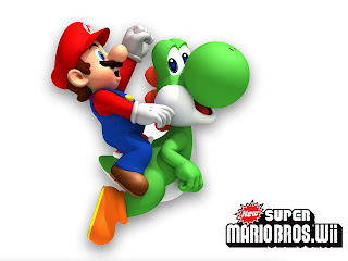 Mario World Wallpaper