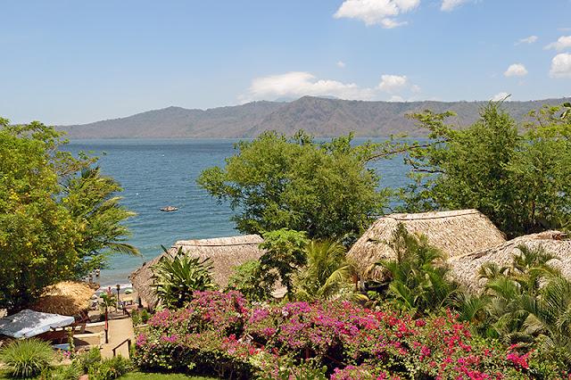 L'hôtel Paradiso à la lagune d'Apoyo