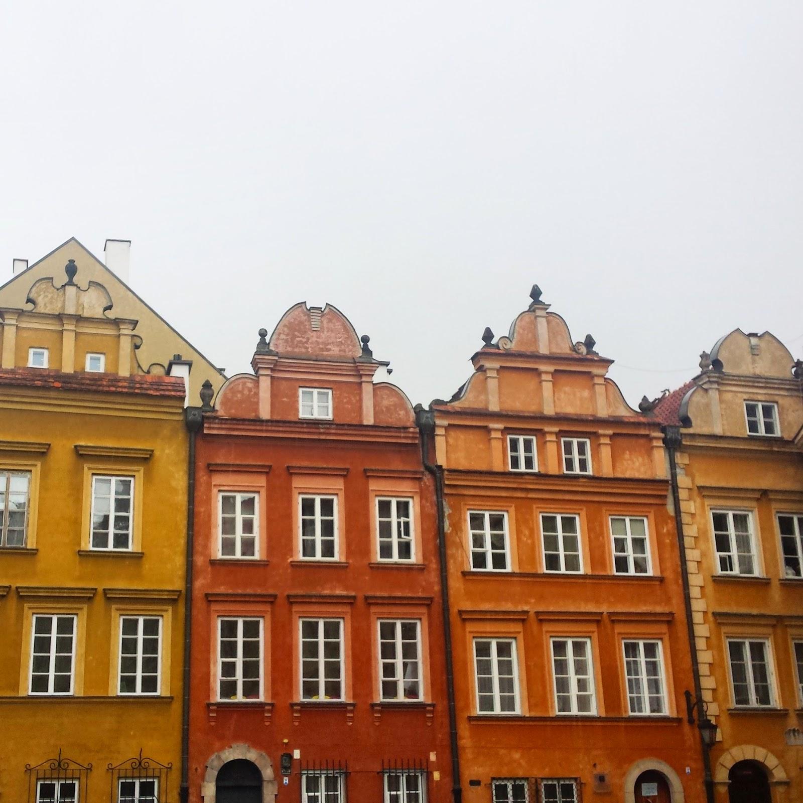 Travel → Warsaw, Poland