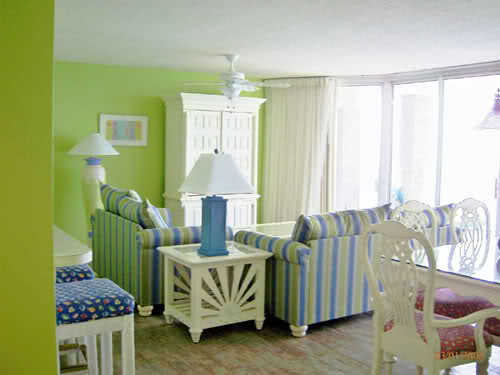 A seaside home Florida home decorating ideas