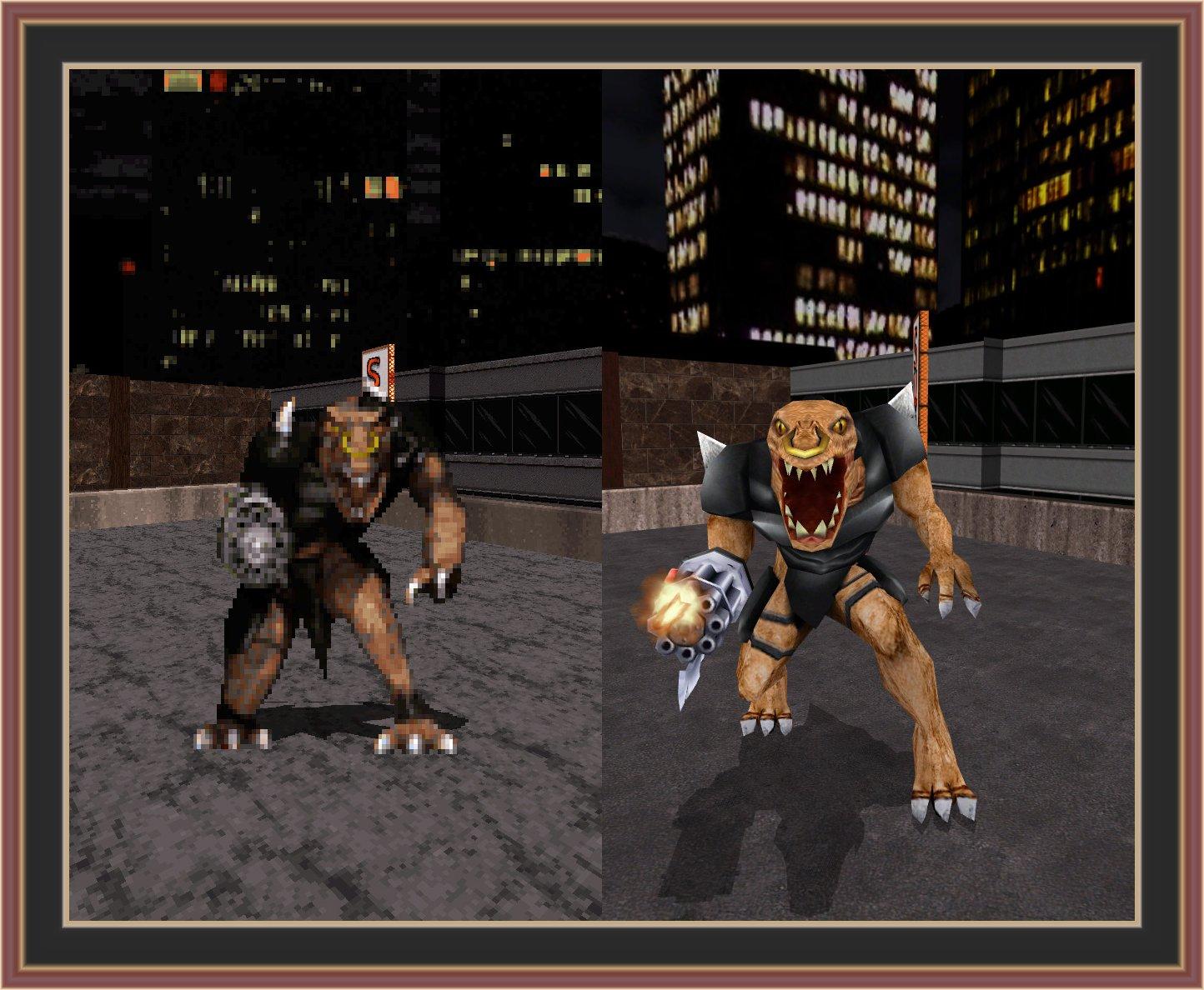 Duke Nukem 3d Gameplay No.1