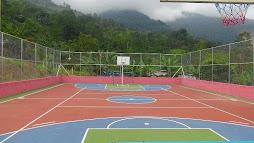 Alcaldía Pinto Salinas ejecutó obra para construir y mejorar canchas deportivas