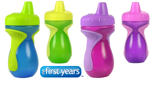 Hello Jack Blog: The First Years Spill-Proof Cups Giveaway