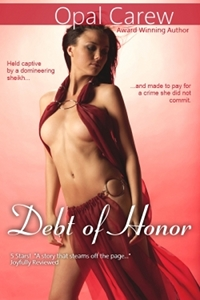Debt of Honor by Opal Carew