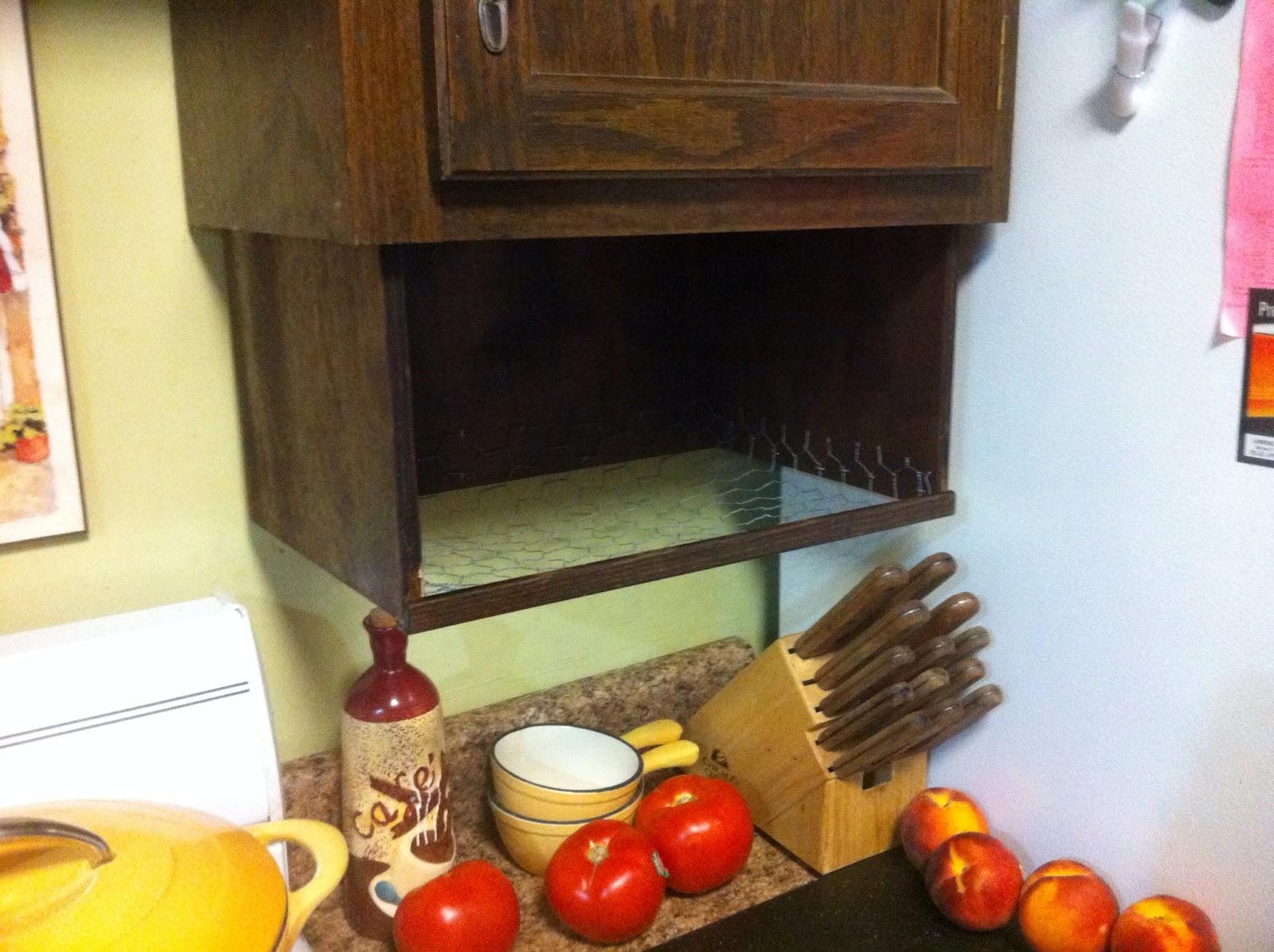Handmade Hanging Fruit Basket : Homemade this and that hanging fruit basket