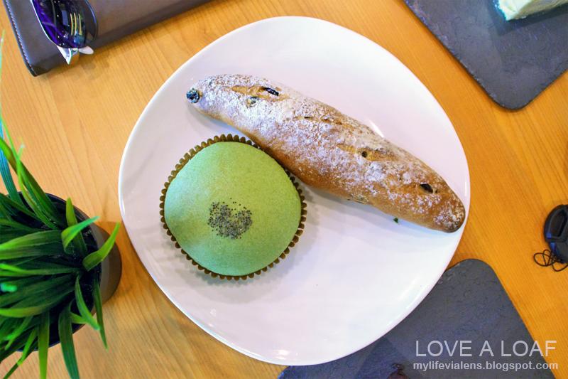Love A Loaf Bakery Cafe Vantage Tanjung Tokong