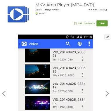 play google com - mkv amp player