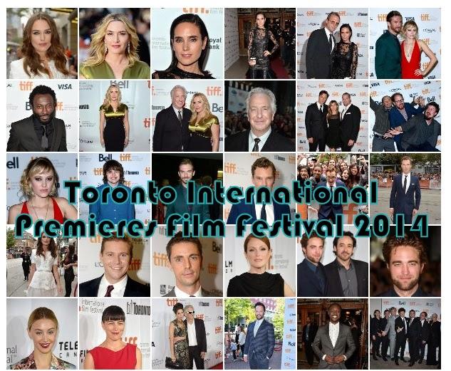 Toronto International Premieres Film Festival 2014
