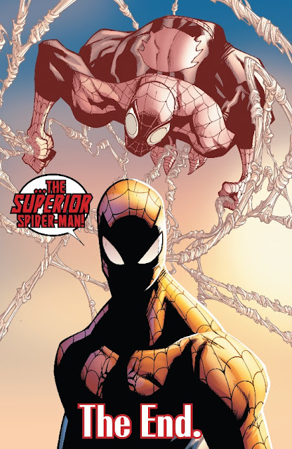 Doctor Octopus diventa Superior Spider-Man