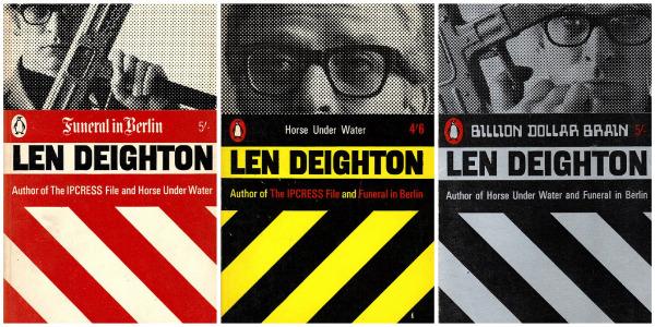 Len Design Berlin architecture and other habits len deighton