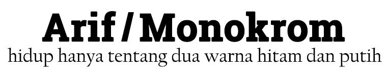 Arif Monokrom