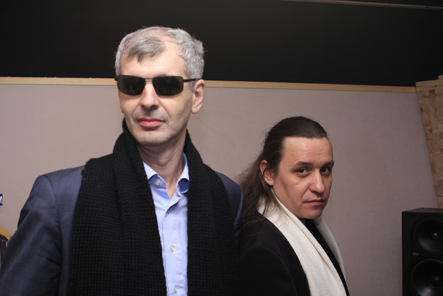 группа 'АЛЬРАДО' - альбом 'Возвращение'