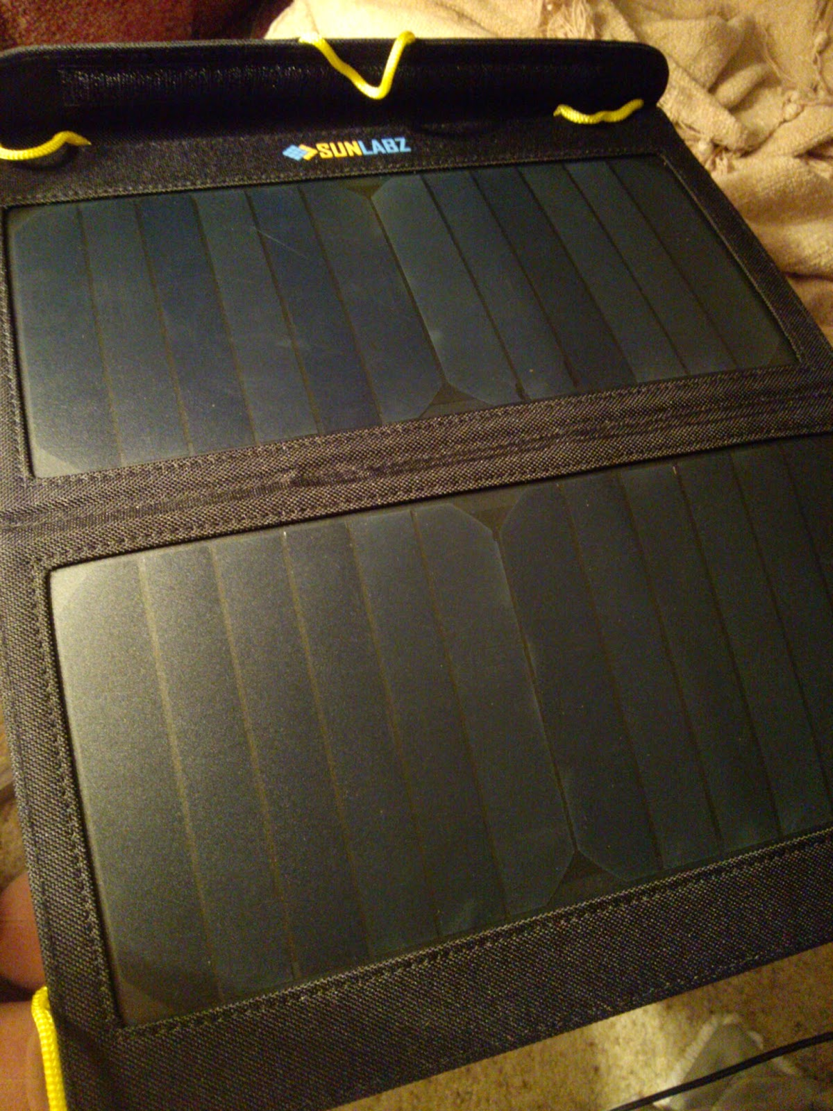 SunLabz Portable Solar Charger Review