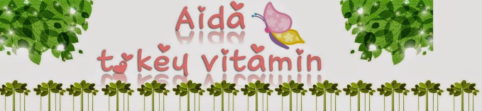 Aida Tokey Vitamin