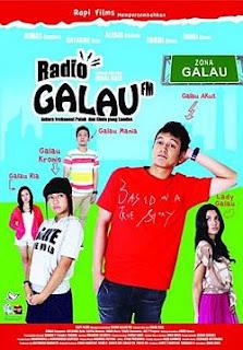 Film Radio Galau FM 2012