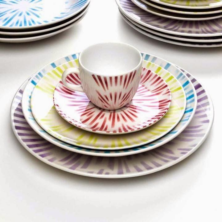 Dise os de vajillas para mesas modernas by karim rashid for Vajillas modernas online
