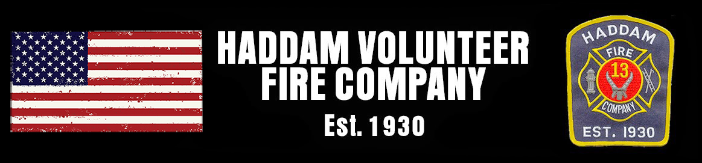 Haddam Fire