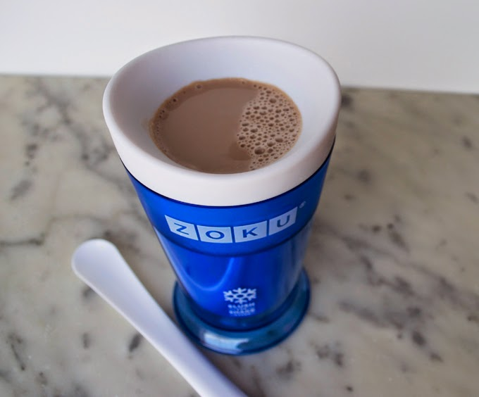 Chocolate Zoku Slush